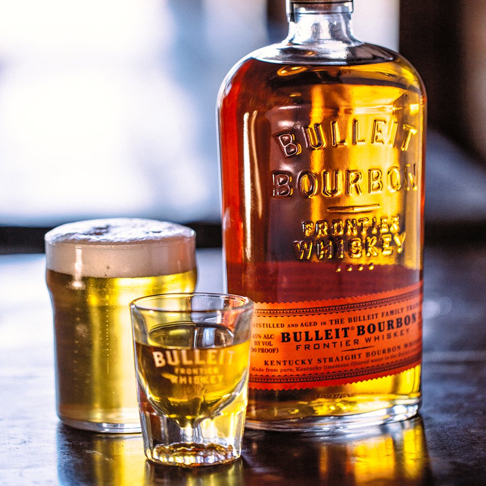 Beer And Bourbon Pairing