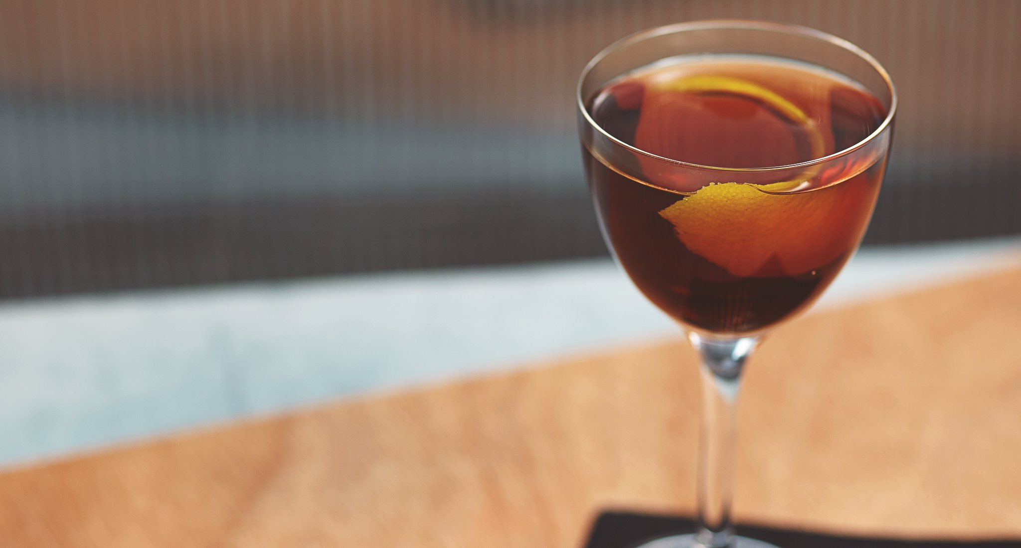 Manhattan Drink Recipe Classic Whiskey Cocktails Bulleit