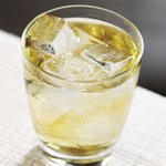 A glass of Bulleit Bourbon with tonic and ice. Click to find our recipe for bourbon with tonic