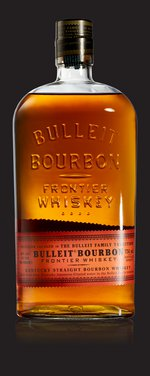 A bottle of Bulleit® Bourbon. Click to read all about Bulleit® Bourbon