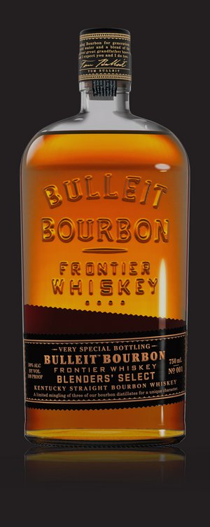 Bulleit Blenders' Select Bourbon Whiskey - Bulleit